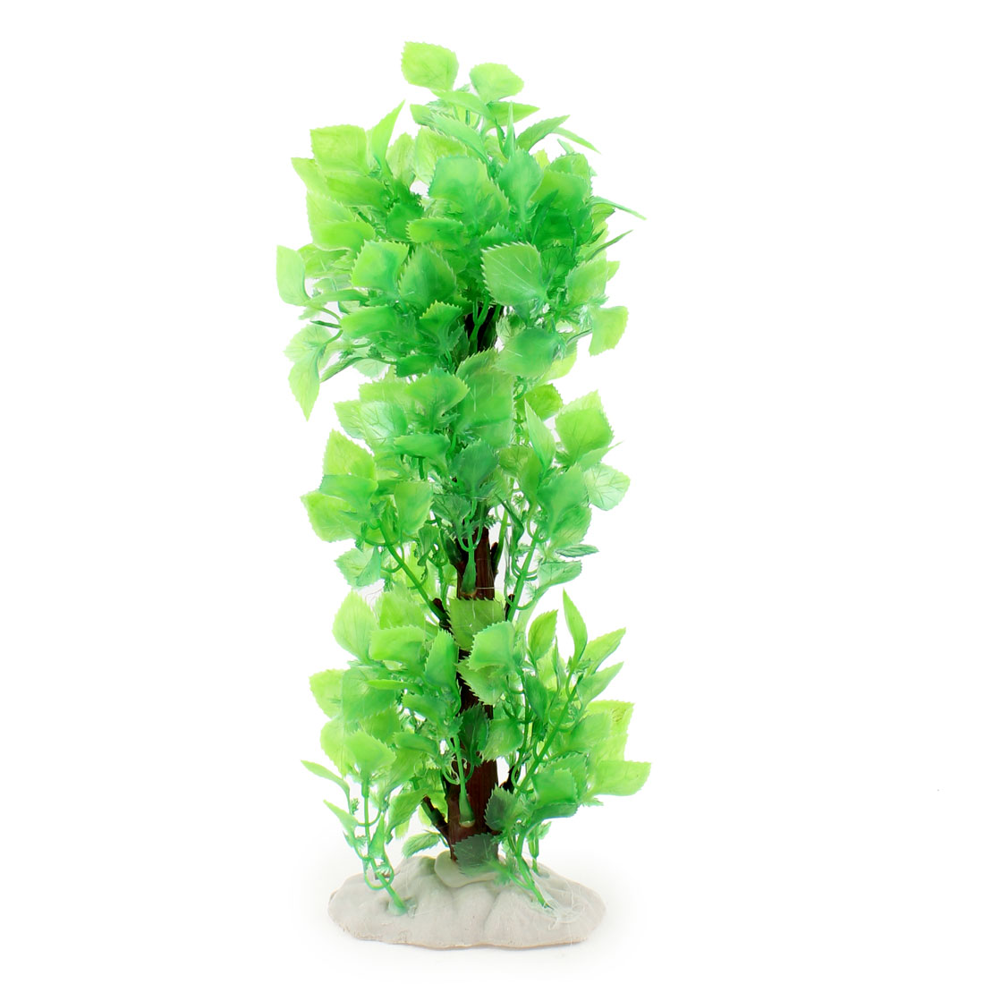 "Fish Tank Green Emulational Underwater Landscaping Plant 11.0"" Height"