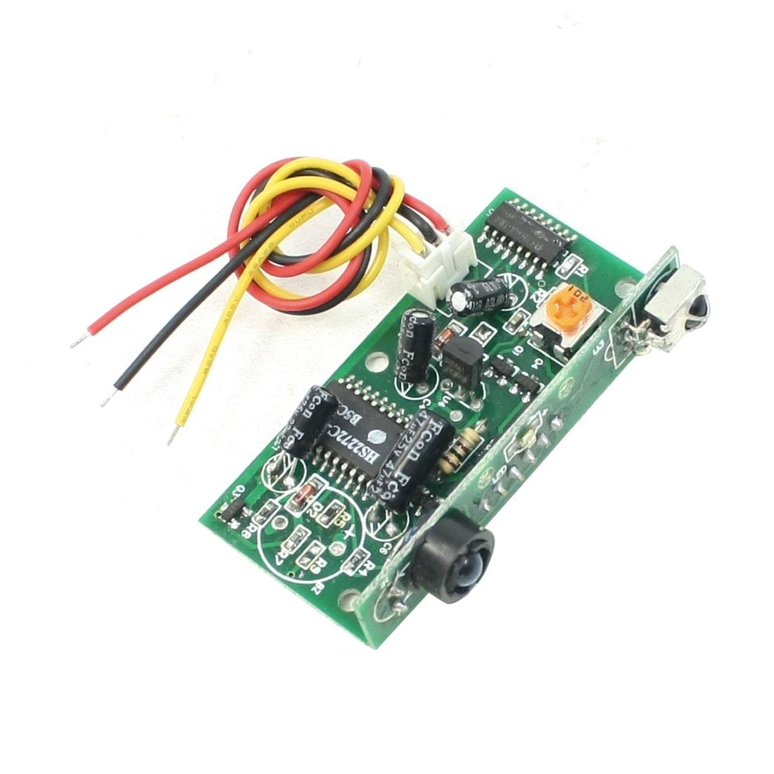 TDL-IR-DC-M Model 3 Wire Connector Motion Sensor Module DC 5-24V