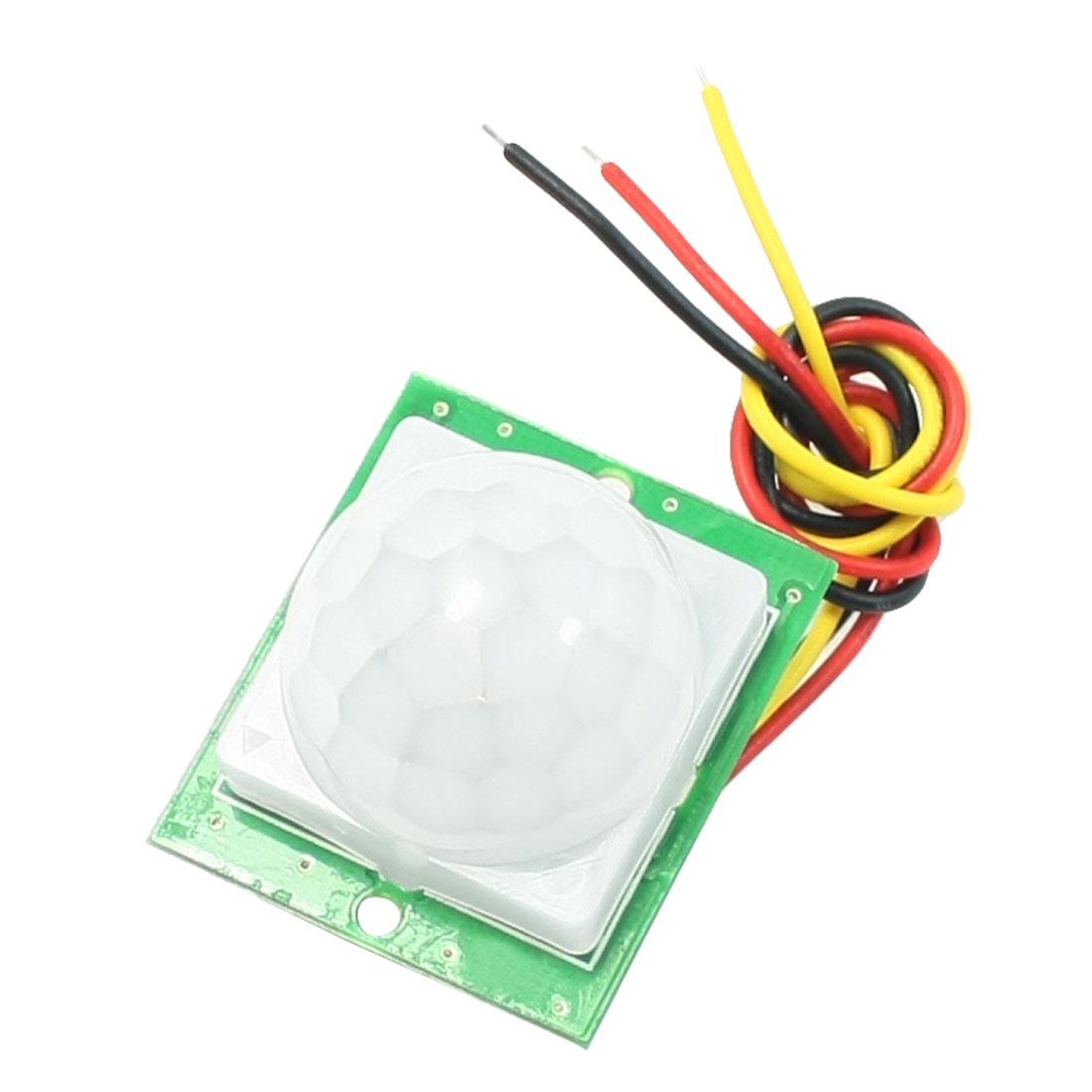 5-24VDC TDL-718A Model Temperature Sensor Module for Automatic Light