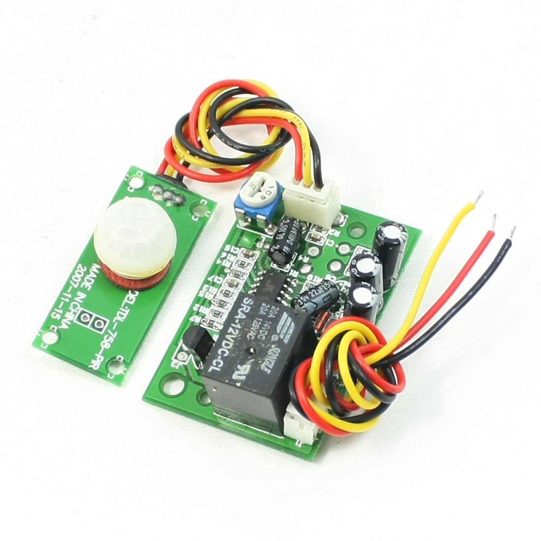 DC12V TDL-758-Main Model 6 Wires Connector Infrared Sensor Module