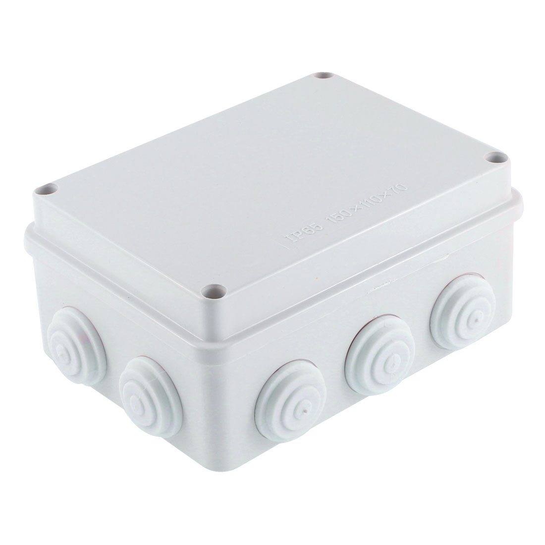 150mmx110mmx70mm Cable Connect Plastic Enclosure Case DIY Junction Box