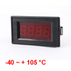 Refrigerators -40 to 105 Celsius LCD Display Digital Thermometer