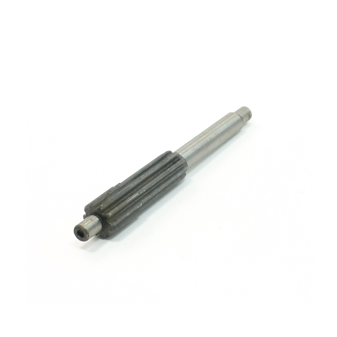 "Electric Tool Repair Part Metal Spur Gear Spline Shaft 4"" Length"