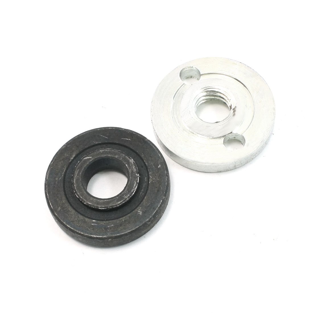 2 Pcs Electric Power Tool Angle Grinder Inner Outer Flange for Makita 100