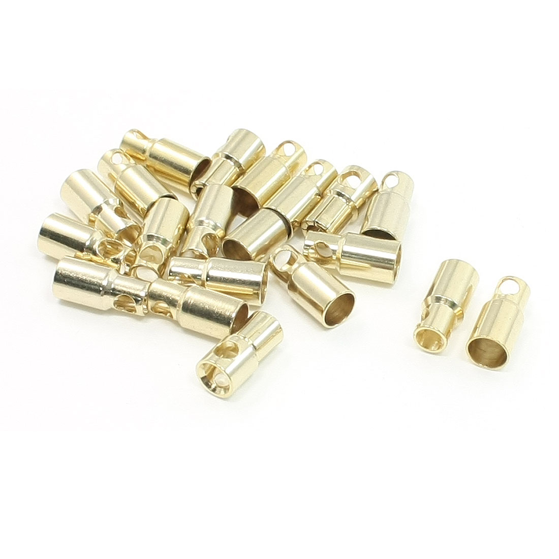 RC Cone 6mm Inside Dia Female Plug Cone Connector 20 Pcs