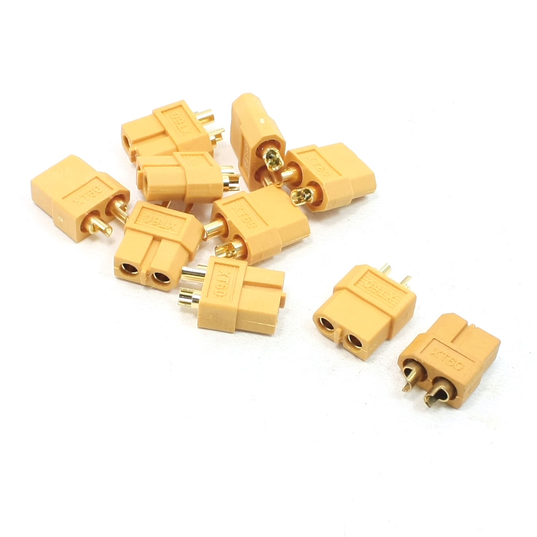 S713 Type Female XT60 Connector 10 Pcs for Model Airplane
