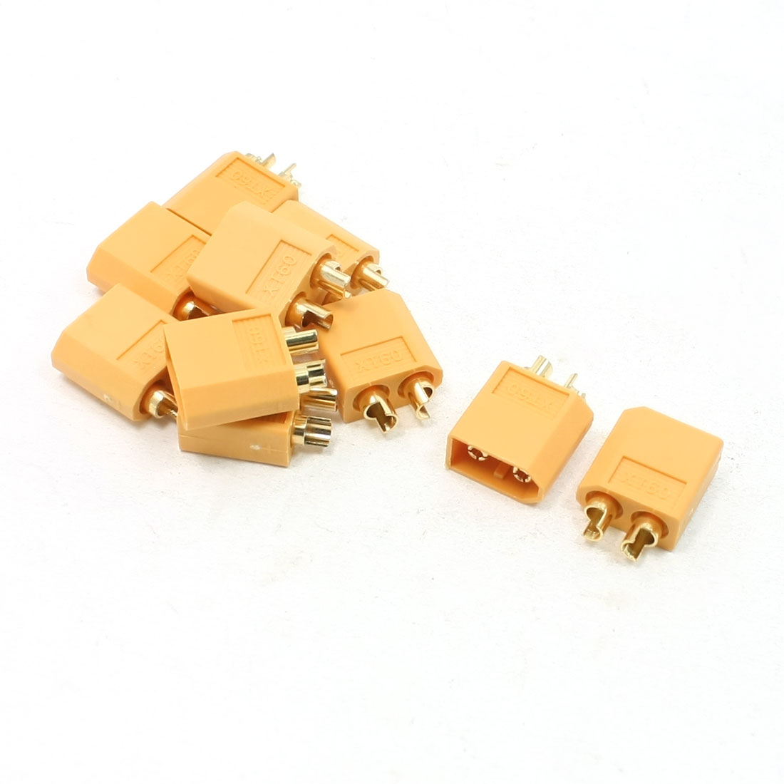 10 Pcs RC Model Toys S714 XT60 Type Battery Female Connector