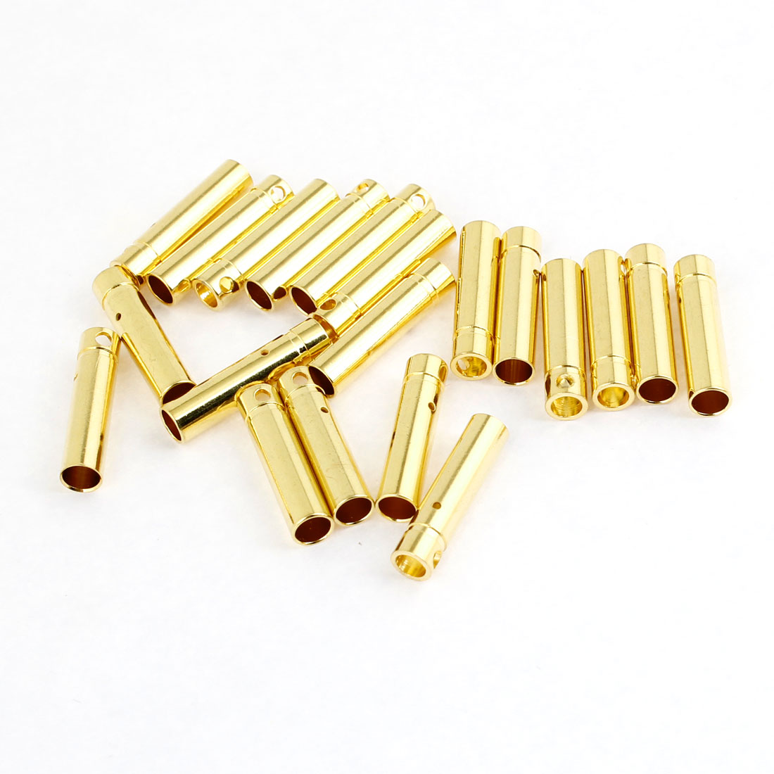 20 Pcs Female Socket Plug Connector Plug 4mm for RC Li-Po Battery