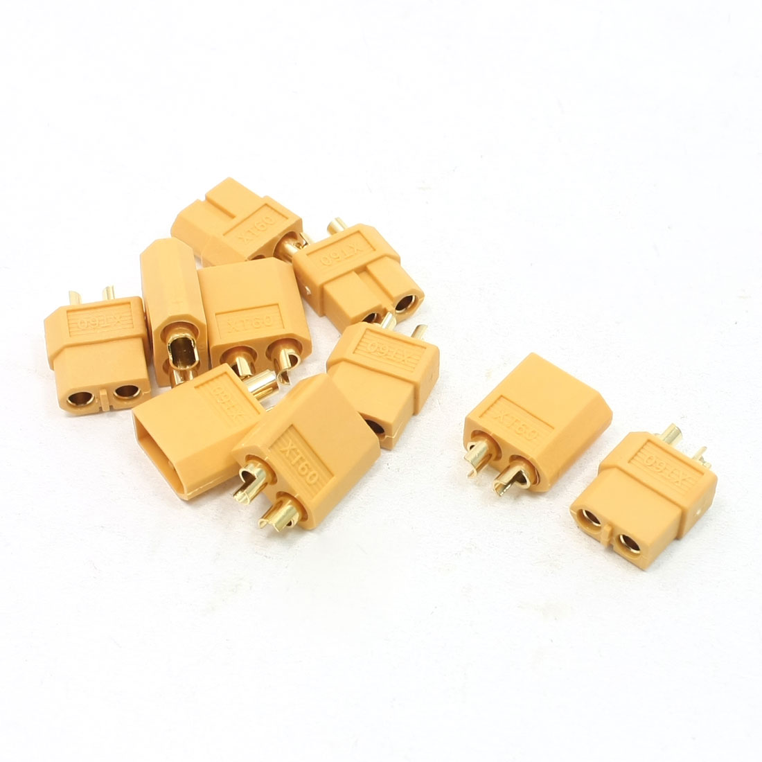 5 Pair RC Model Toys XT60 Type S714 + S713 Battery Female Connector