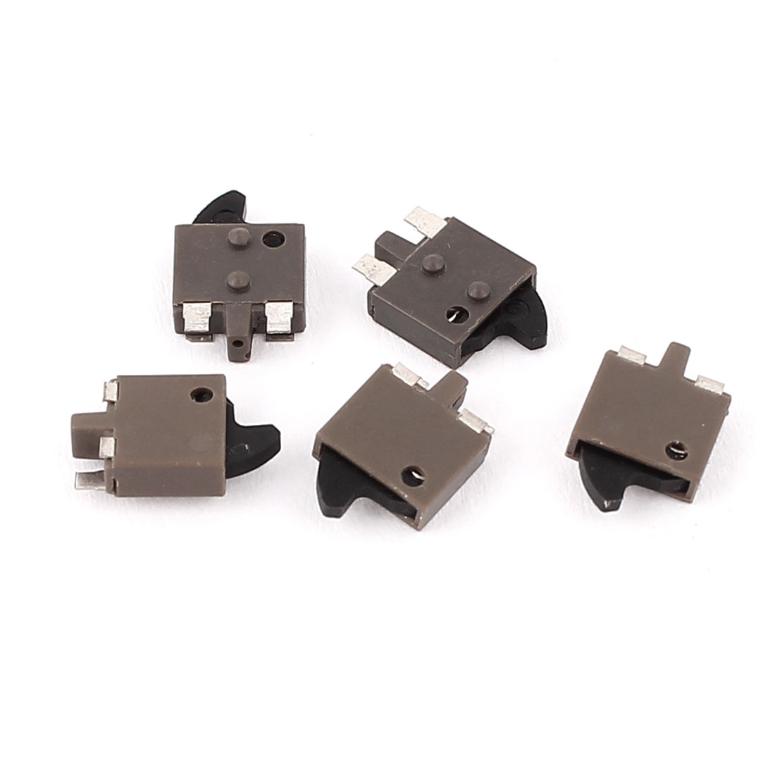 5Pcs Momentary Micro Switch 9x5.5x2mm for Mobile TV DVD EVD Door