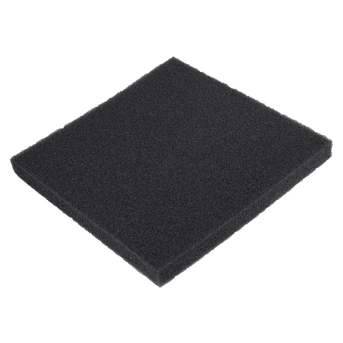 45cmx45cmx4cm Black Filter Biochemical Economical Absorbent Sponge for Aquarium