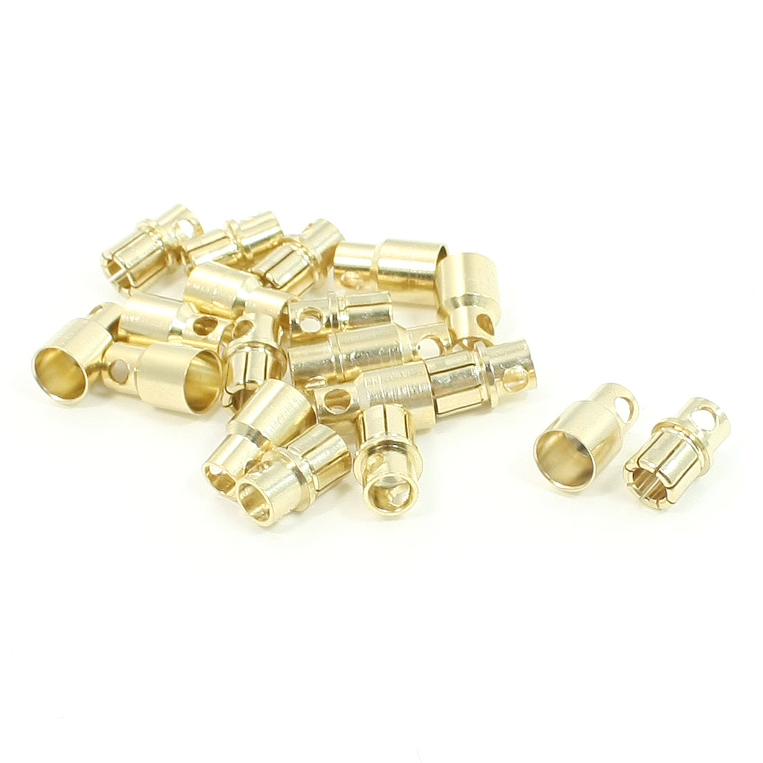 RC Helicopter Airplane Motor ESC Battery 8mm Banana Plug Female Male 10 Pair