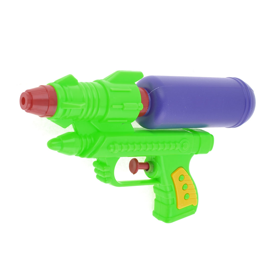 Green Purple Plastic Water Fighting Game Gun Toy for Children