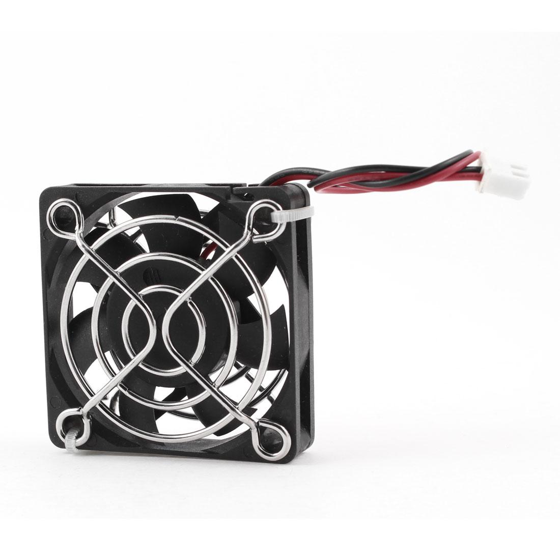 DC 12V 0.15A PC Computer Desktop CPU Cooler Cooling Fan Connector
