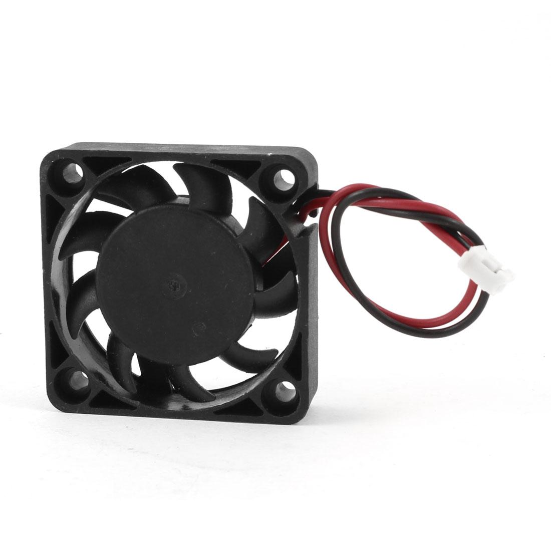 DC 12V 0.10A PC Computer Desktop CPU Cooler Cooling Fan Connector