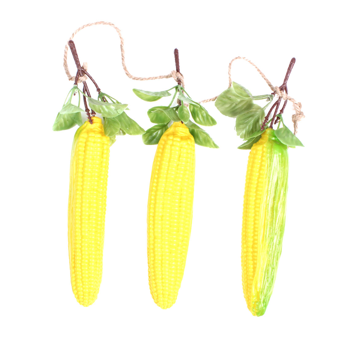 Artificial Plastic Corn Hanging Vine for Home Garden Decor