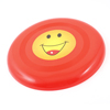 "Outdoor Children Red Plastic 9.1"" Dia Flying Round Disc Frisbee Toy"