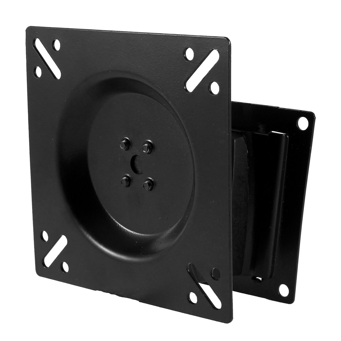 "Black Metal 180 Degree Rotation Wall Mount Stand Bracket for 14""-24"" LCD TVs"