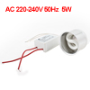 AC 220-240V 5W Economize Energy Lamp Tube Fluorescent Lamps Electronic Ballast
