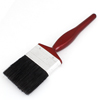 "Painters Burgundy Wooden Handle 3"" Width Oil Paint Brush 2.4"" Wide"