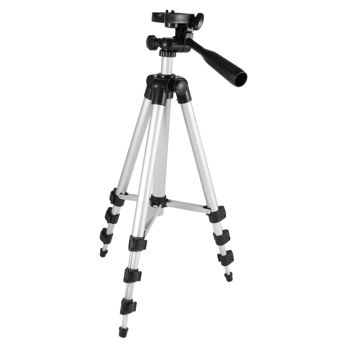 "Telescopic 4 Sections Aluminum Legs Tripod 39.4"" for DSLR SLR Camera"