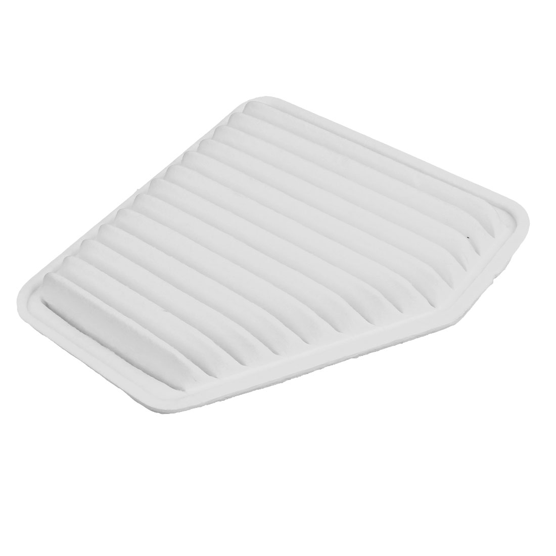 17801-31120 White Pleated Panel Engine Air Filter Assembly for Car