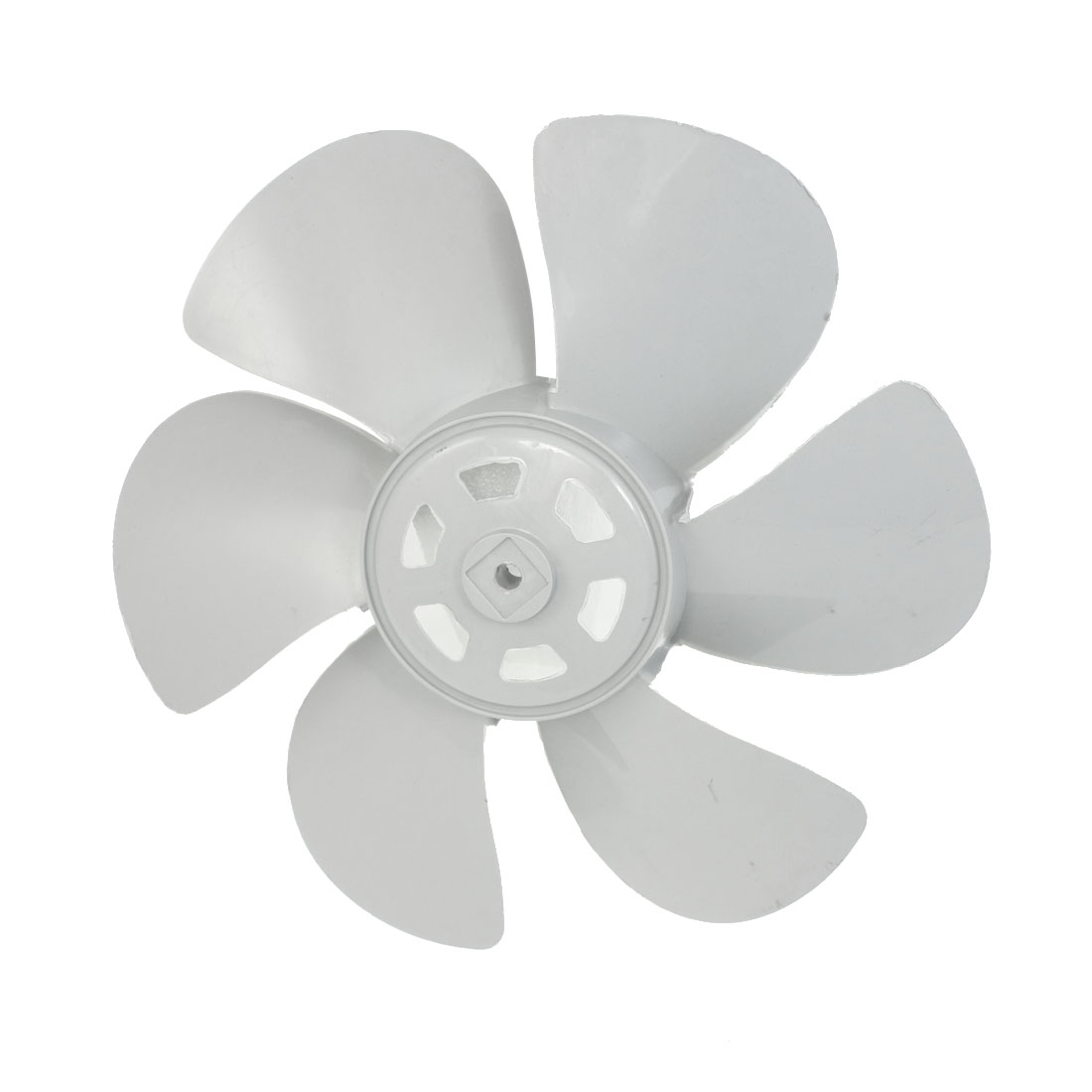 "Exaust Ventilator Motor 8mm Shaft Hole 12"" Plastic Fan Vane"
