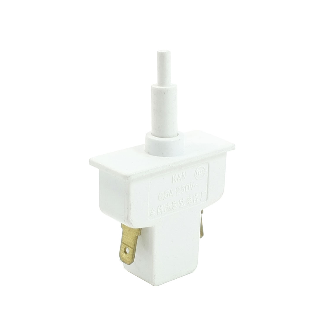 Refrigerator Single Pole Single Throw Momentary Door Light Switch 250VAC 0.5A