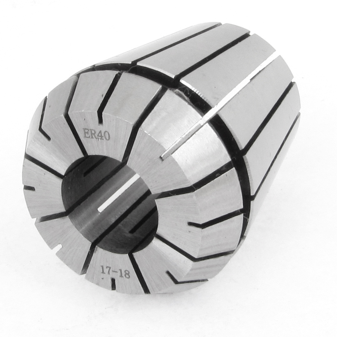 Clamping Range 17-18mm ER40 Precision Spring Collet Reaming Part