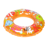 Toddler Baby Green Red Fish Dark Yellow Inflatable Swimming Ring