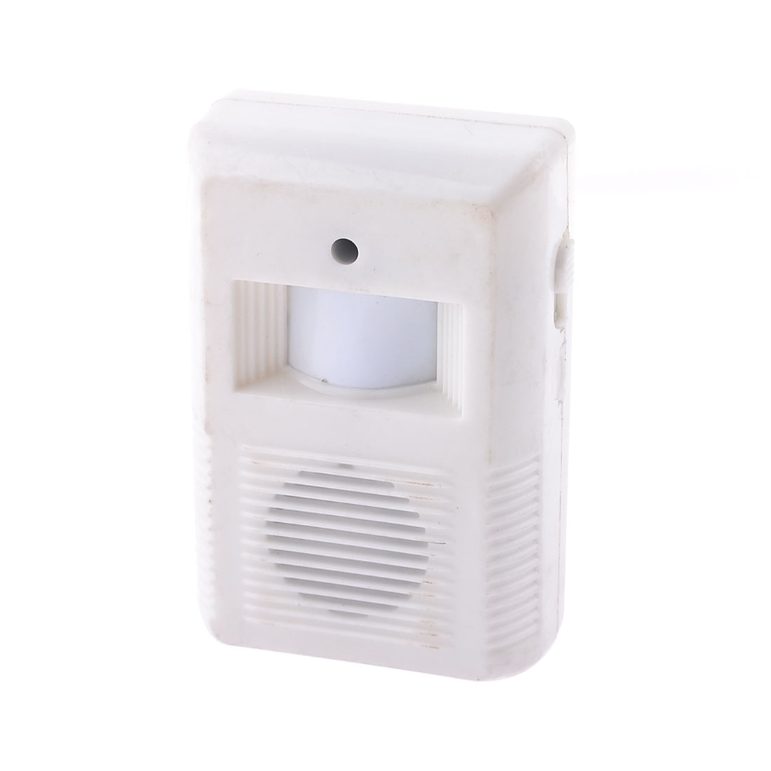Motion Sensor Entry Door Bell Electronic Visitor Chime White
