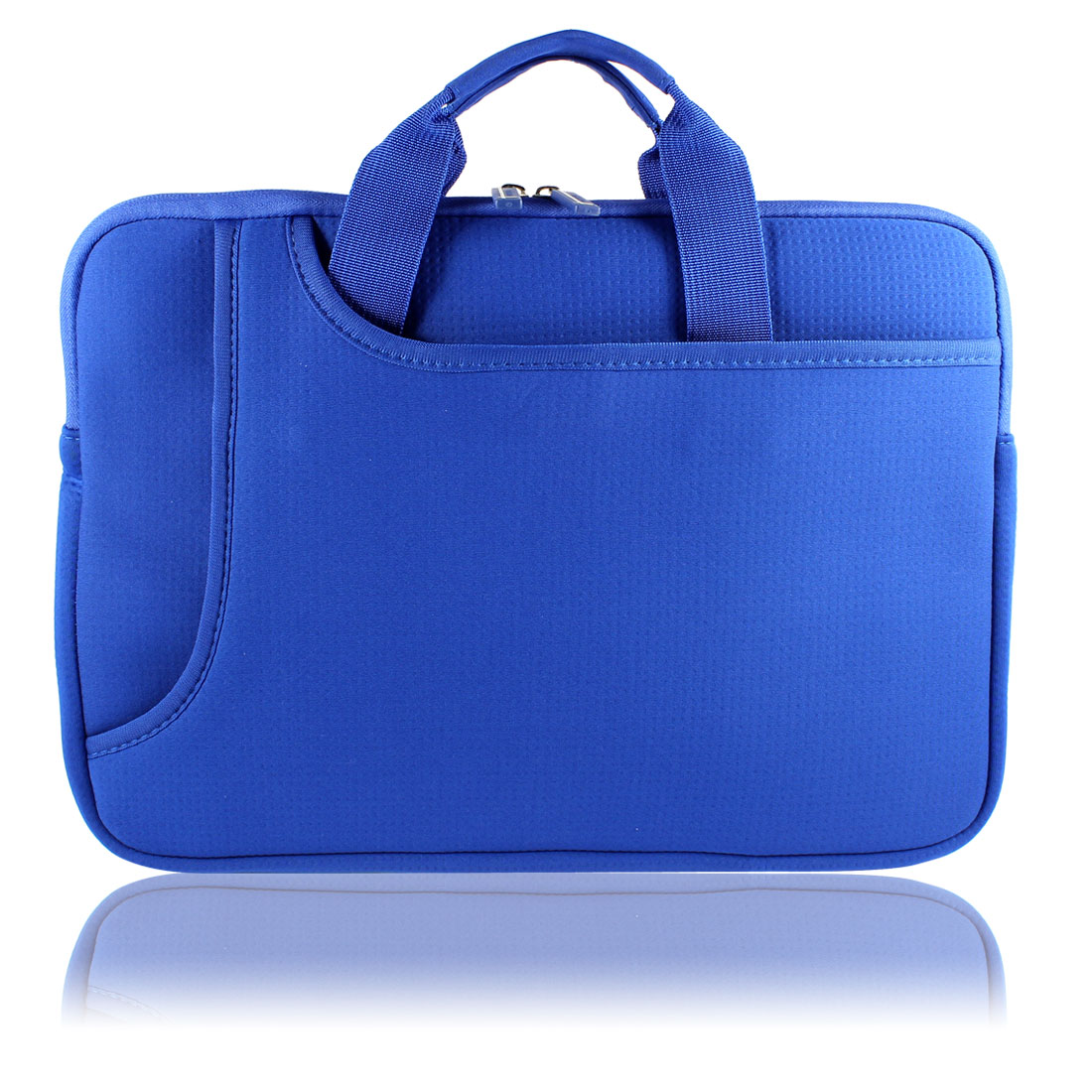 "14"" 14.1"" 14.4"" Blue Notebook Laptop Sleeve Handle Bag Pouch Case for Acer"