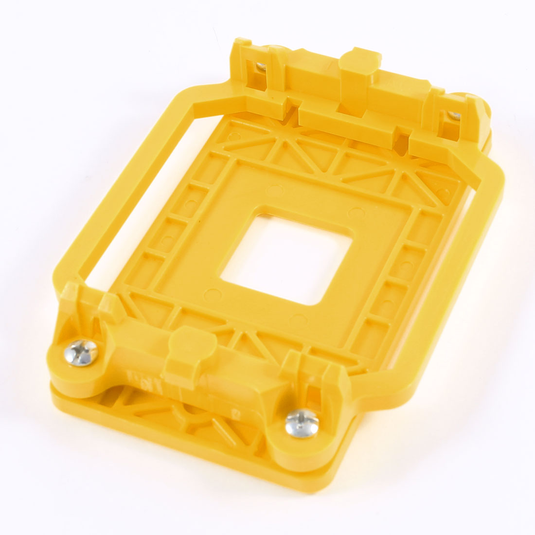 Yellow Mainboard CPU Retention Bracket Spare Part for AMD Socket AM2 940