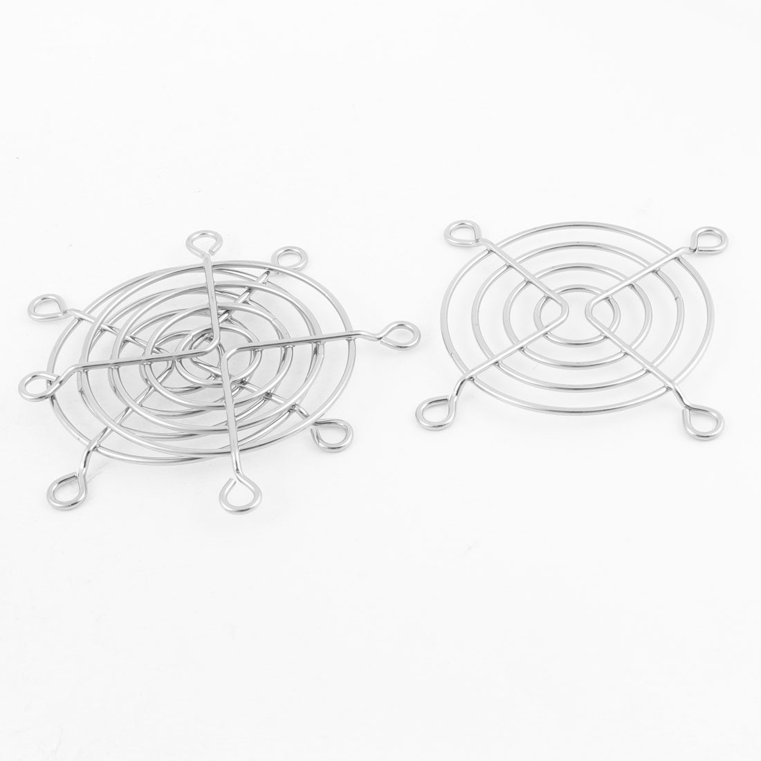 3 Pcs Axial Cooling Fan Finger Guard Grill Metal Wire 60mm AC DC Computer CPU