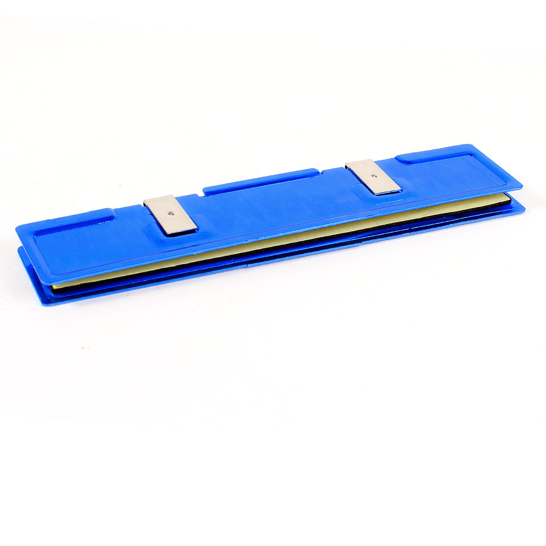 Blue Aluminum Heatsink Shim Spreader Cooling for DDR DDR2 DDR3 RAM Memory