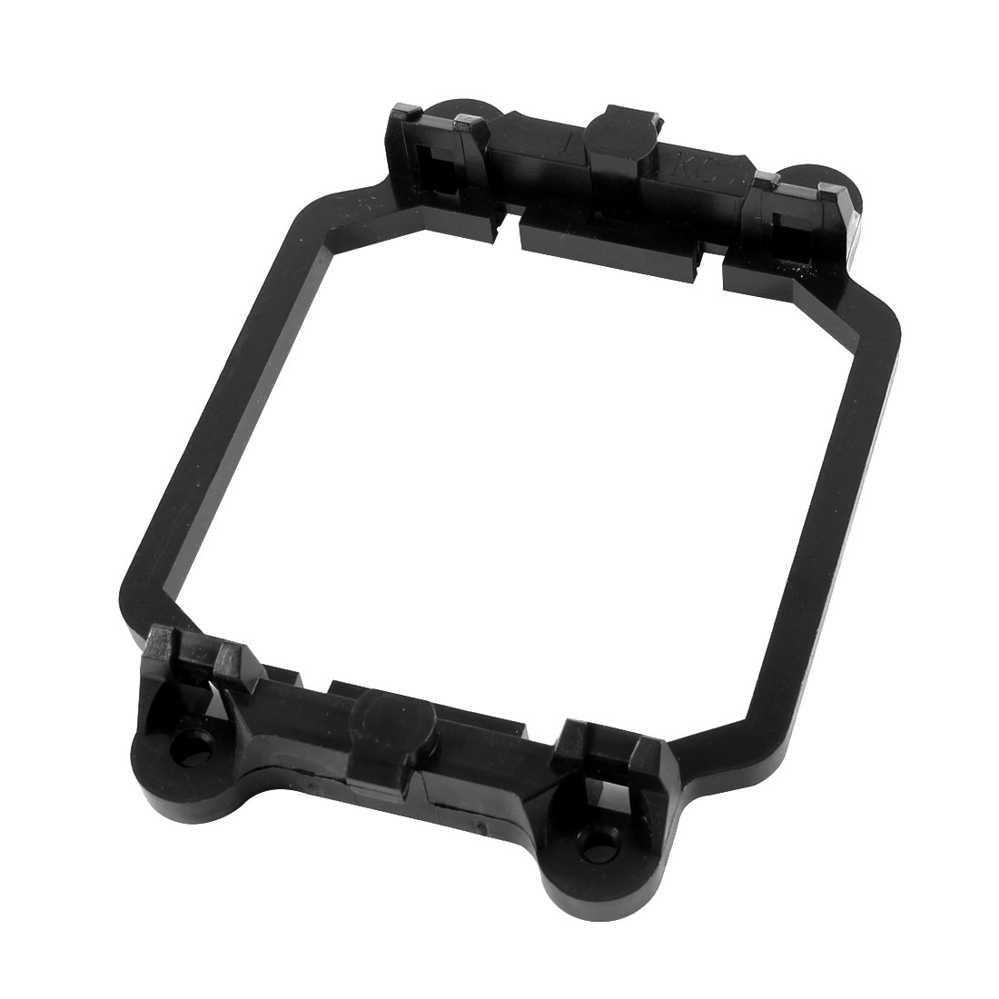 Black Plastic AMD CPU Cooling Fan Bracket Base for AM2 AM3 Socket