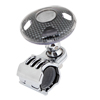 Auto Carbon Fiber Pattern Boost Motor Power Handle Steering Wheel Spinner Knob
