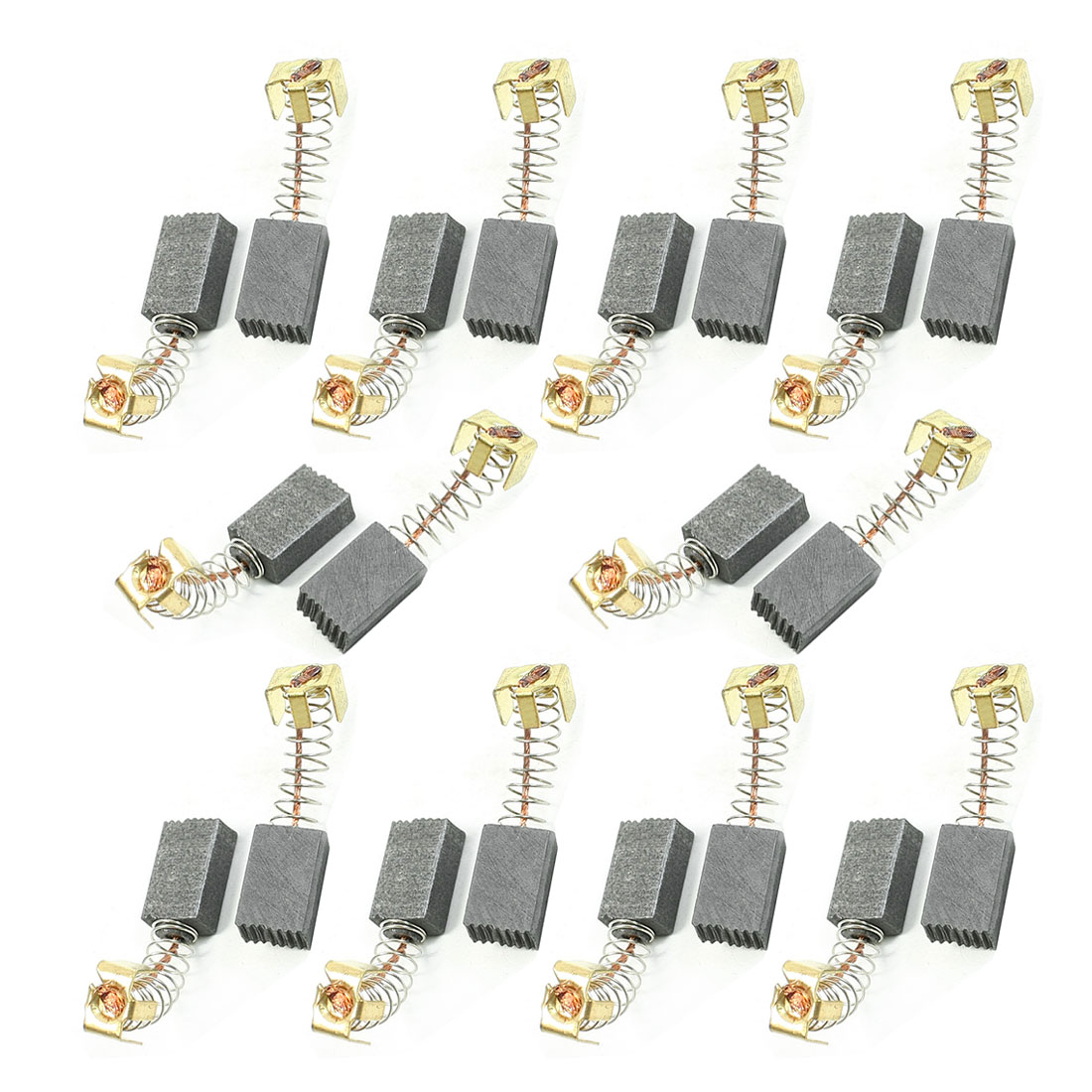 20Pcs 5 x 8 x 12 Motor Carbon Brushes CB-64 for Makita Power Tool