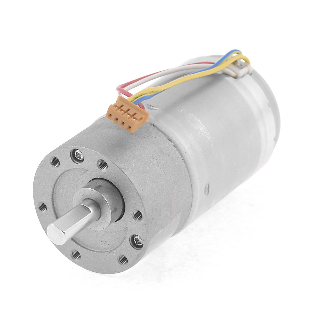 200RPM Synchronous Reduction High Torque Electric Geared Motor 12VDC