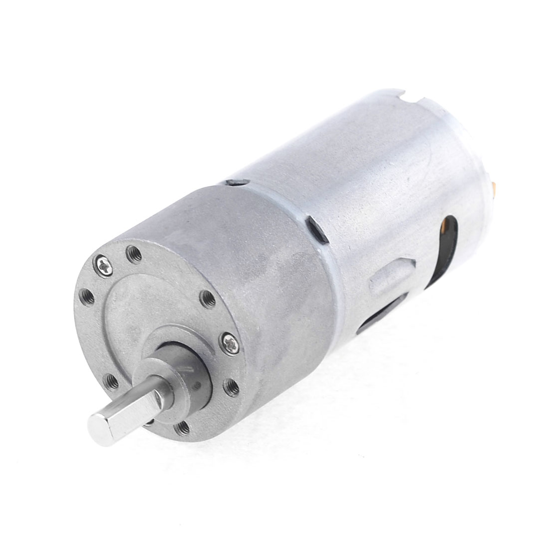 600RPM Rotate Speed High Torque Electric Geared Motor 12VDC