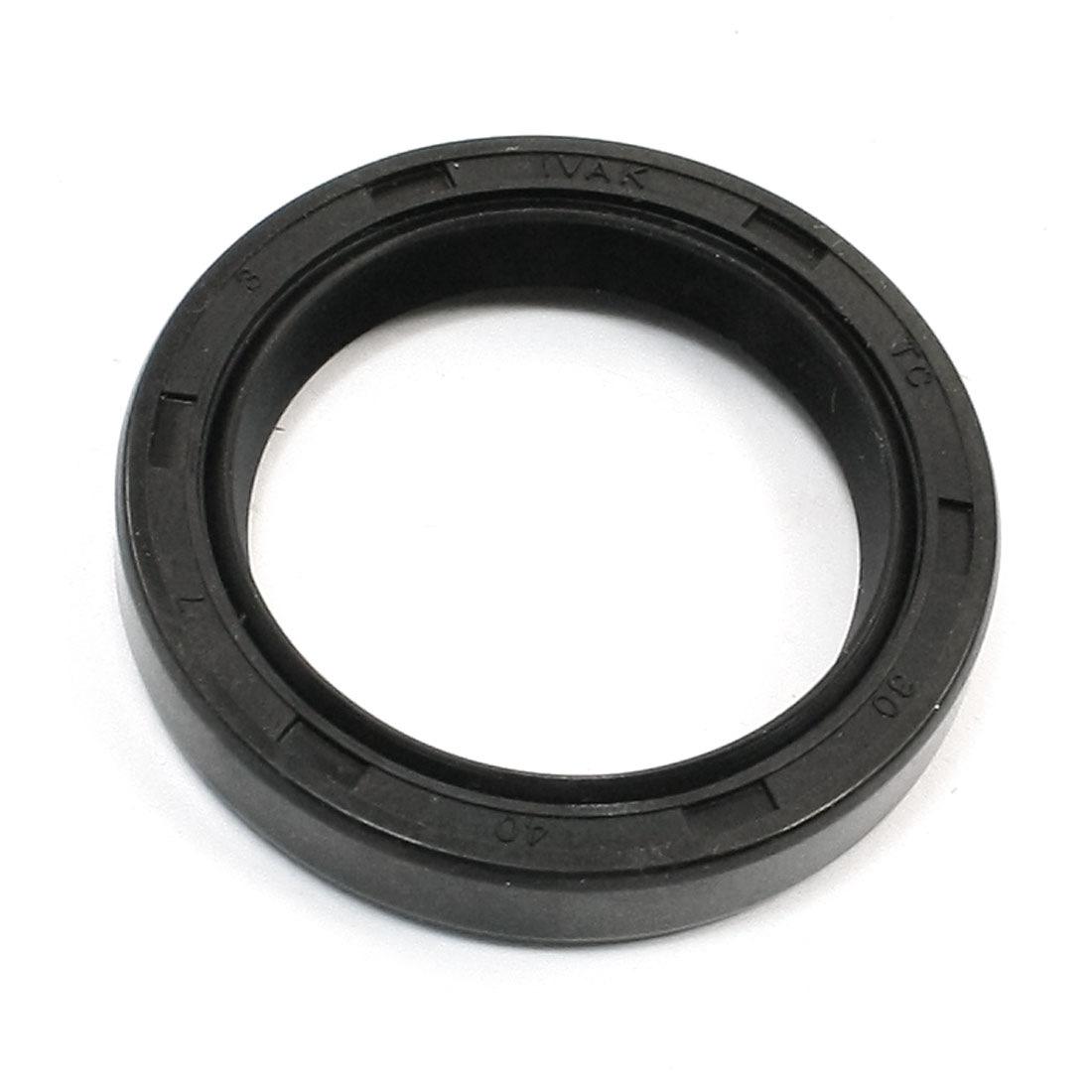 40mm x 30mm x 7mm Rubber Spring Oil Seal Ring Sealing Gasket