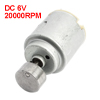 Repairing Part 6V 20000RPM DC Mini Vibration Motor