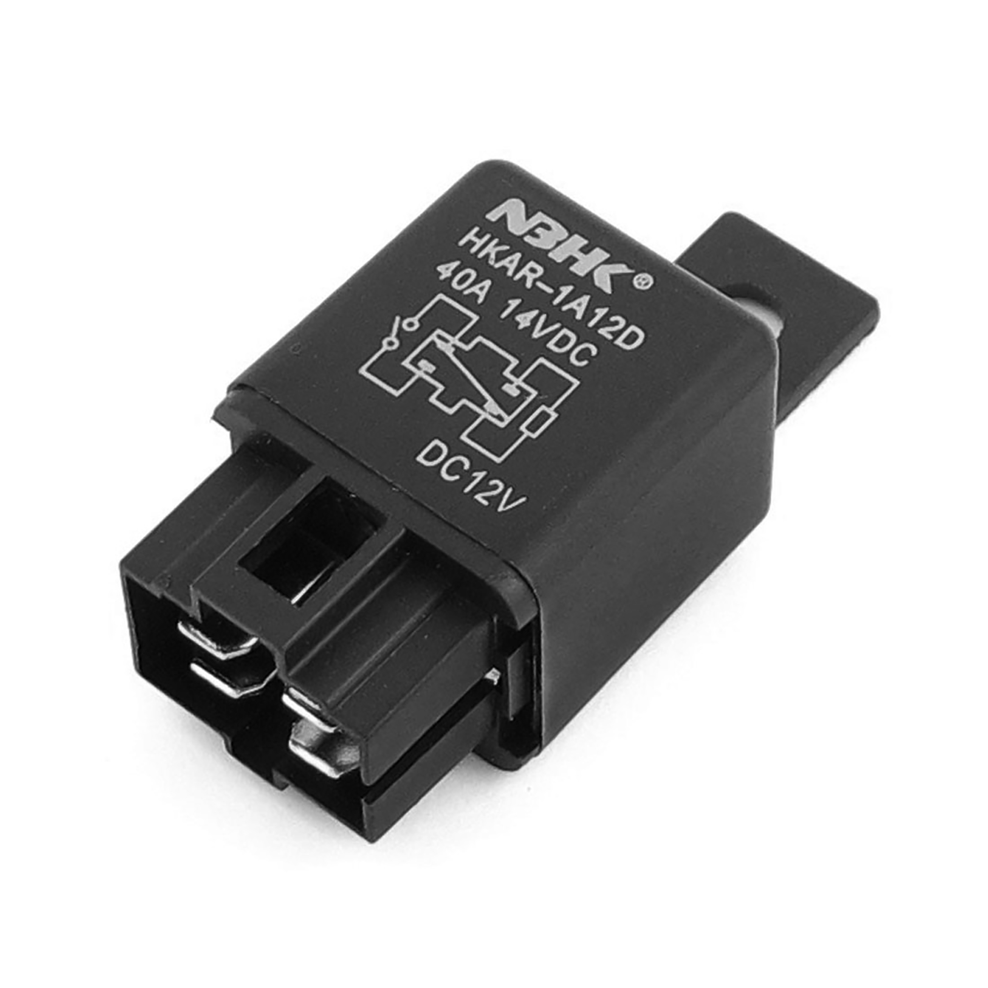 DC 12V 40A 4 Terminal SPDT Relay Replacement for Car
