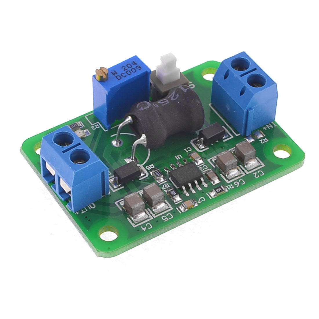 DC 5-24V to DC 0.93-18V 2.5A Adjustable Voltage Step Down Module