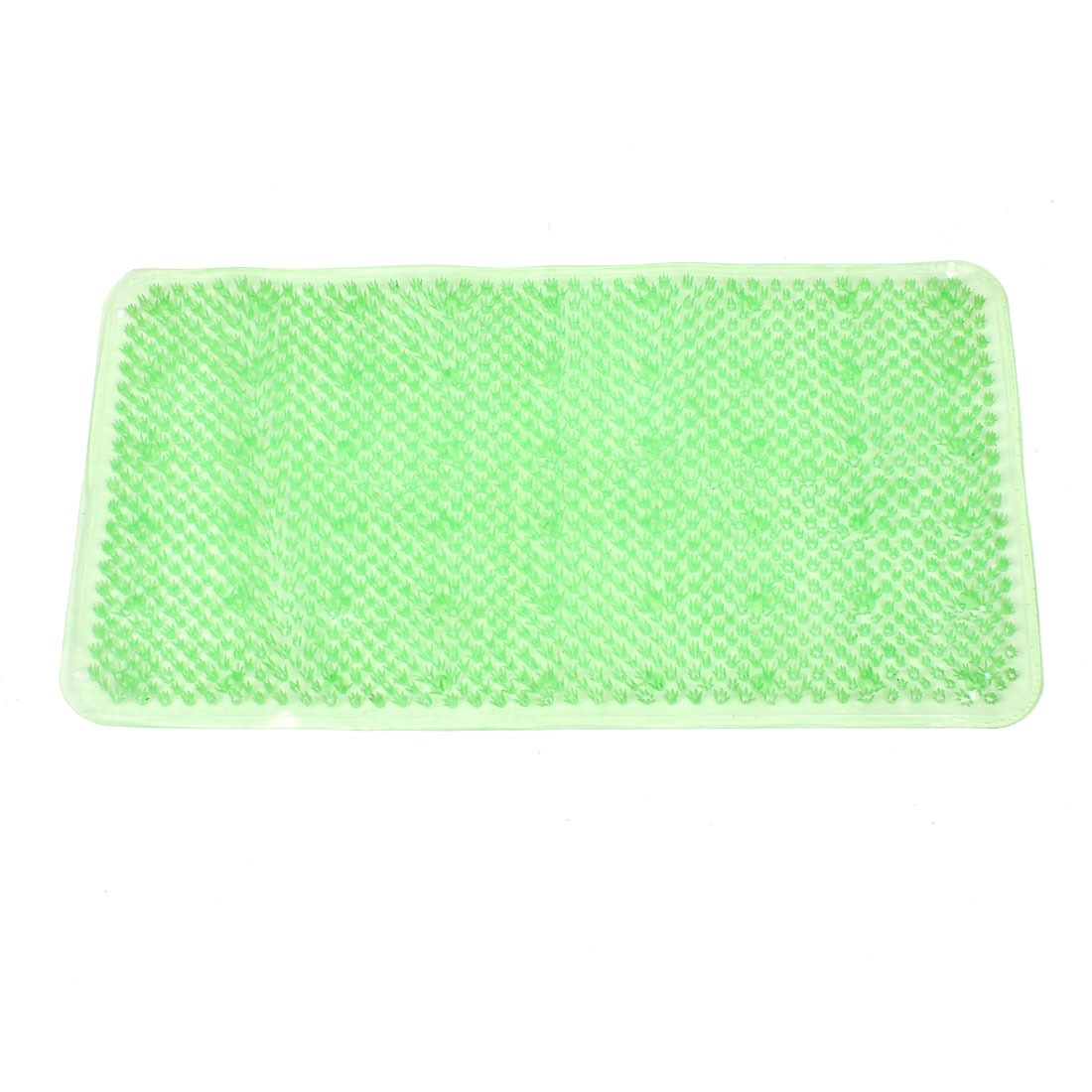 Green Clear Suction Cup Lawn Design Water Absorbent Bathroom Door Floor Pad