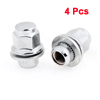 4PCS 15mm Female Thread 23mm Hex Width Tyre Tire Wheel Lug Nut Screw for Toyota