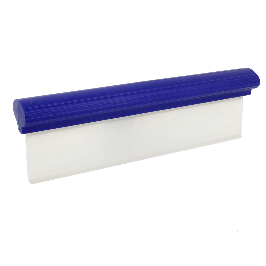 30cm Long Silicone Blade Window Film Tint Bubble Scraper Blue for Car