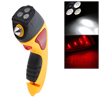 Car 3 White LED Emergency Break Hammer Yellow Black w USB Cable