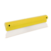 27.5cm Long Silicone Blade Window Film Tint Bubble Scraper Yellow for Car