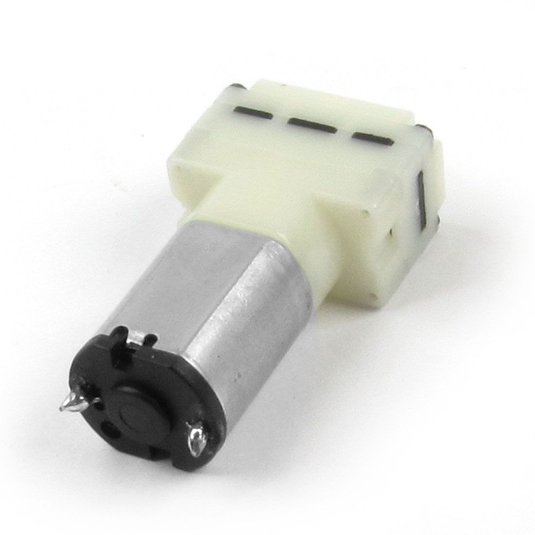 White Plastic Mini Pume KMP12A-3C DC 3V Air Pump Motor